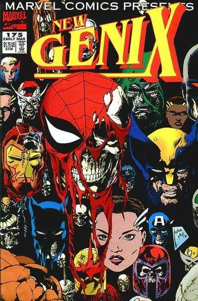 Marvel Comics Presents #175