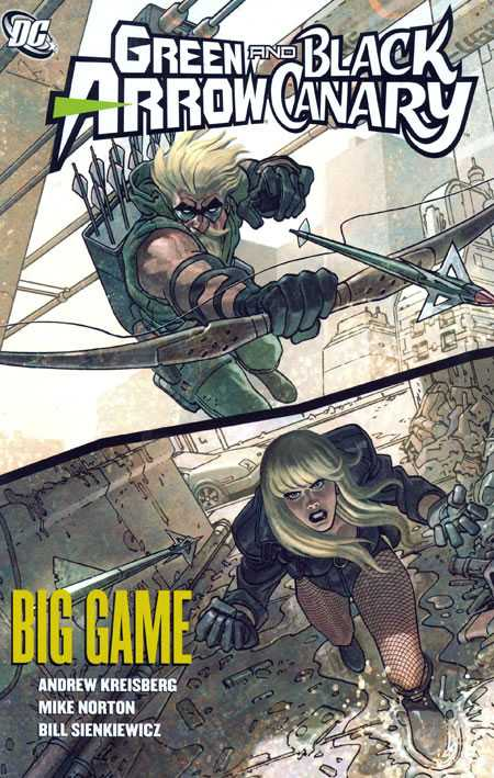 Green Arrow/Black Canary: Big Game TP