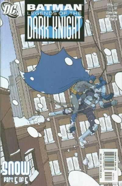 Batman: Legends of the Dark Knight #196