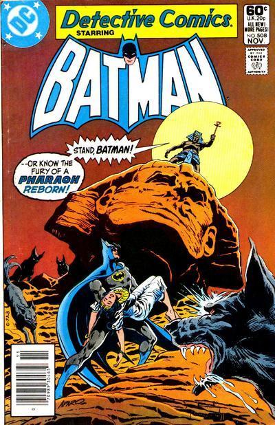 Detective Comics #508