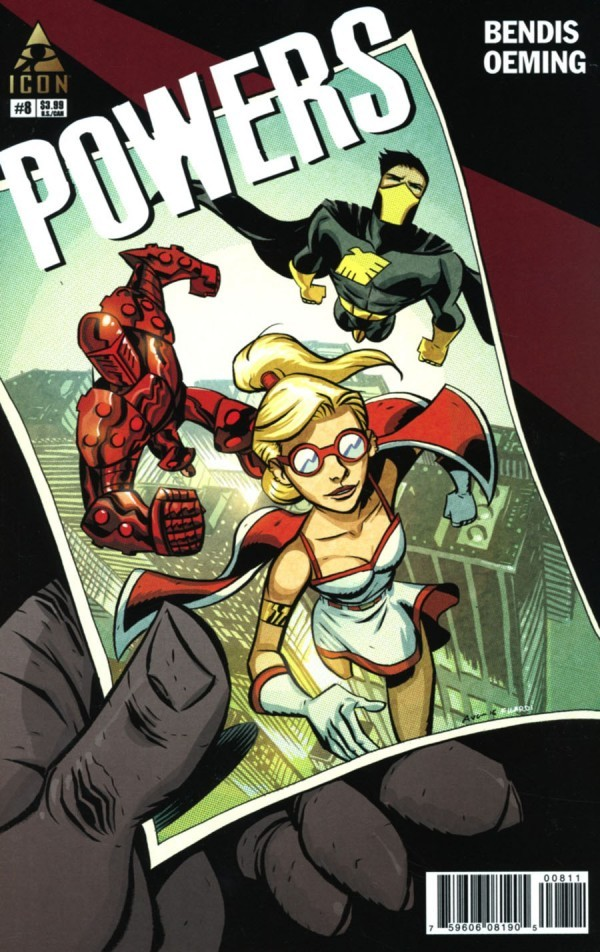 Powers #8 review