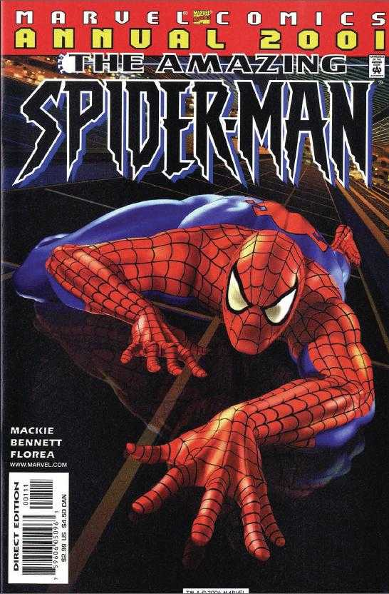 The Amazing Spider-Man Annual 2001