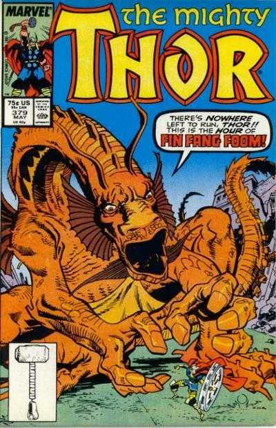 The Mighty Thor #379