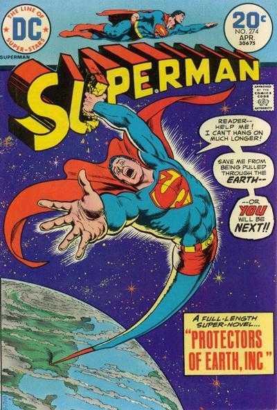 Superman #274
