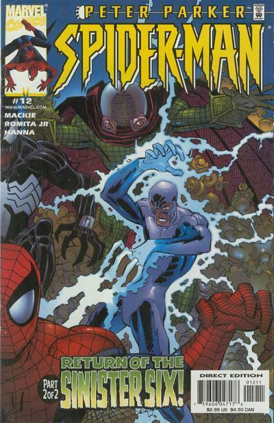Peter Parker: Spider-Man #12