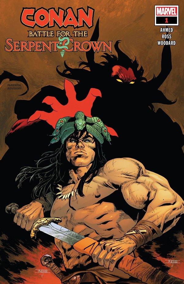 Conan: Battle for the Serpent Crown #1