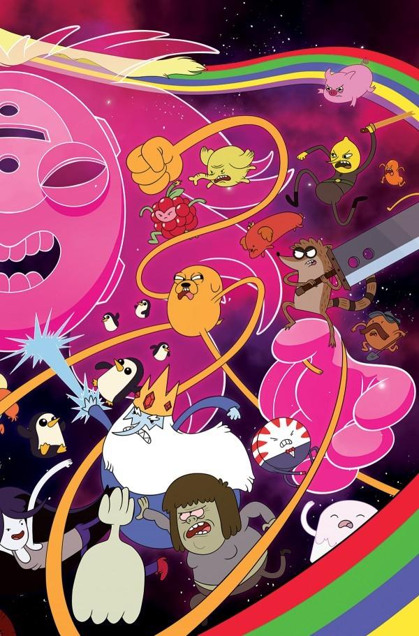 Adventure Time / Regular Show #3