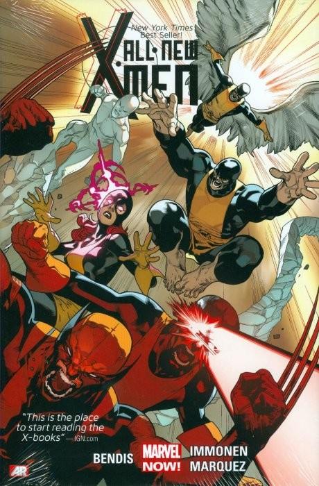 All-New X-Men Vol. 1 Deluxe HC