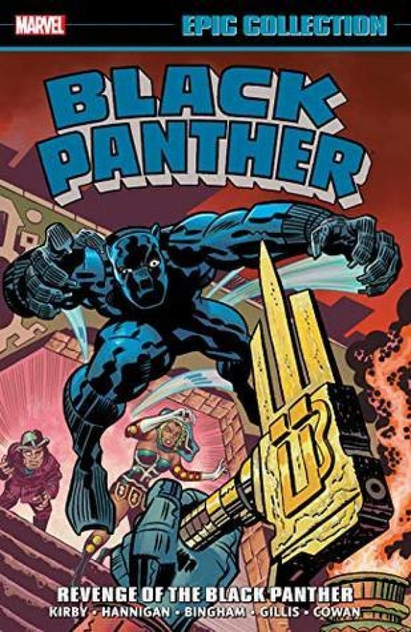 Black Panther: Epic Collection - Revenge of the Black Panther TP
