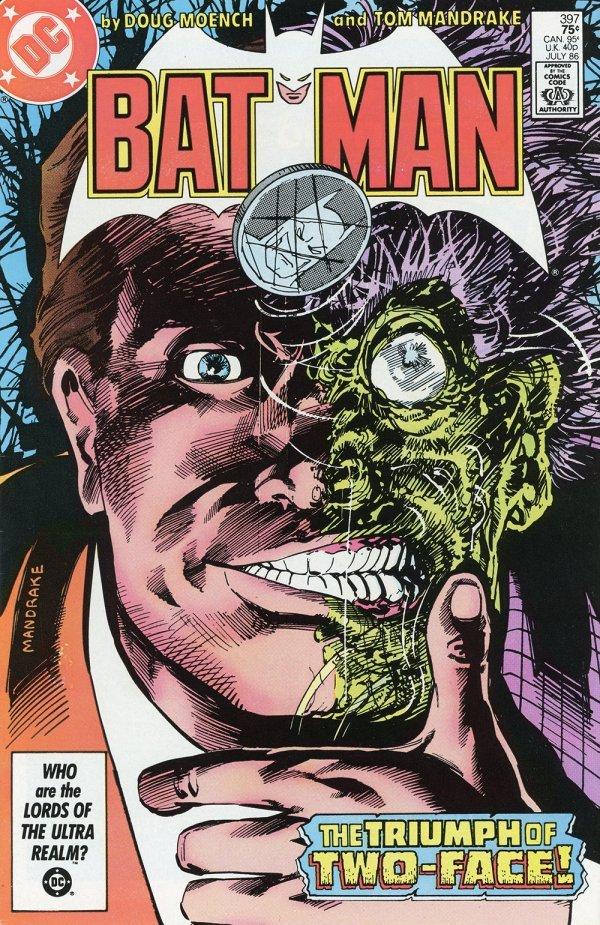 Batman #397