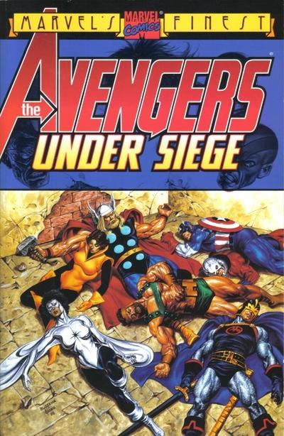 Avengers: Under Siege TP