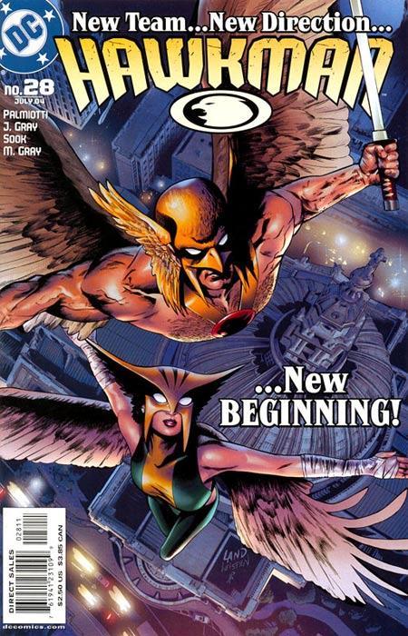 Hawkman #28