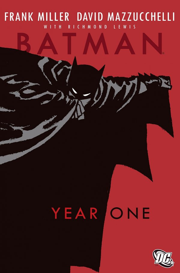Batman: Year One Deluxe Edition TP
