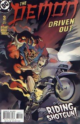 DC Comics Presents: The Demon Driven Out #3