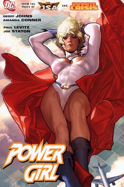 Power Girl TP