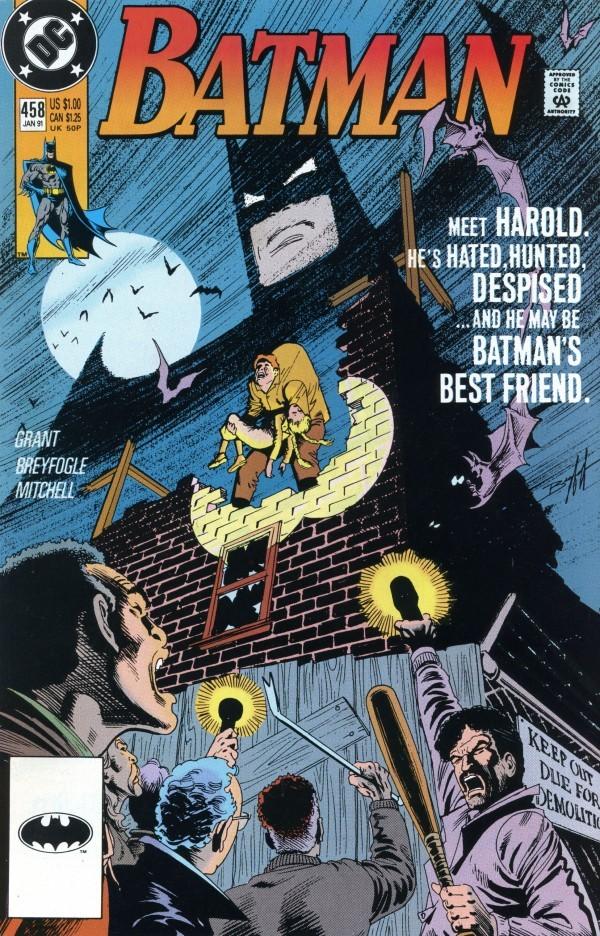 Batman #458