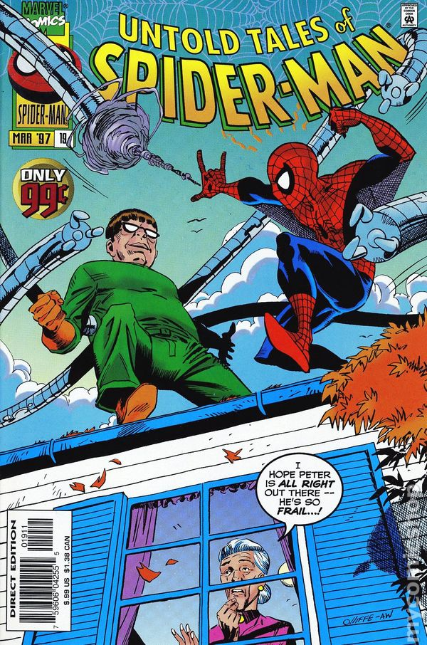 Untold Tales of Spider-Man #19