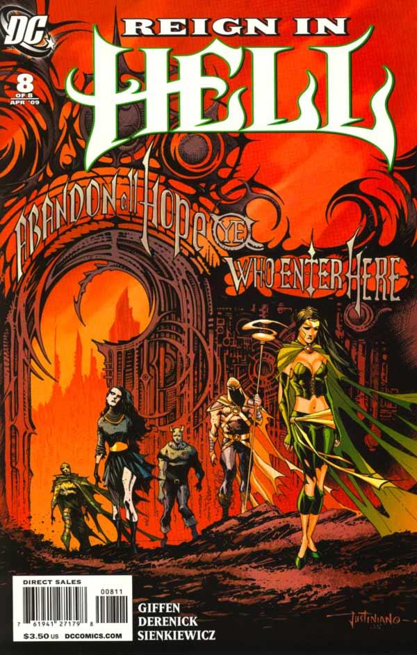 Reign in Hell #8