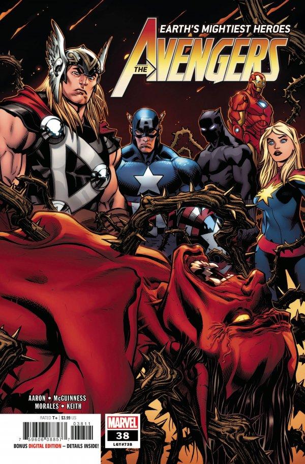 The Avengers #38