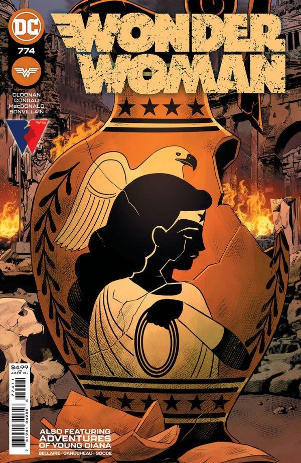 Wonder Woman #774