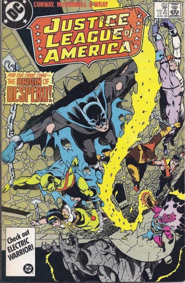 Justice League of America #253