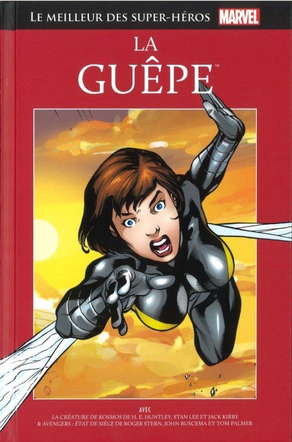 Le Meilleur des Super-Héros Marvel 37 . La Guêpe