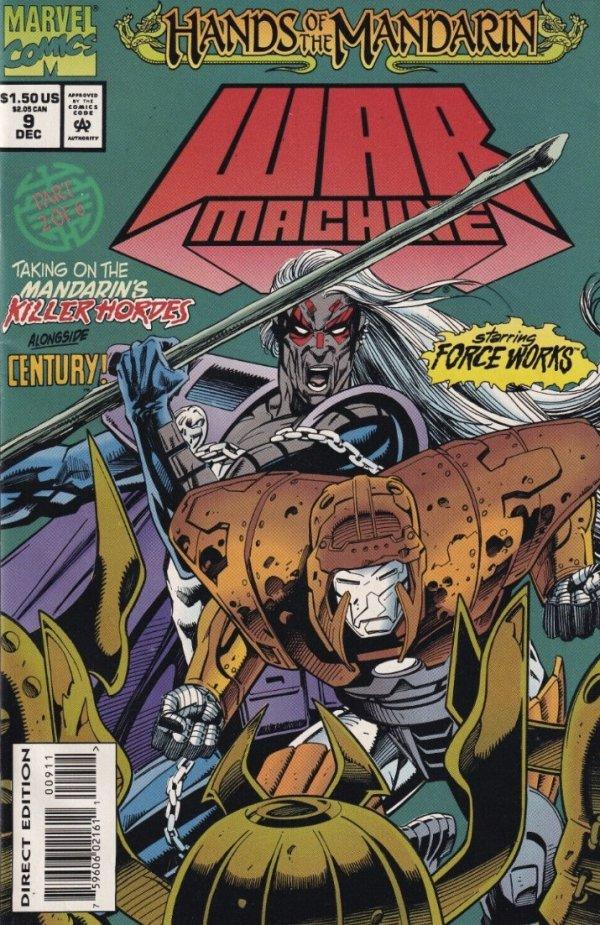 War Machine #9