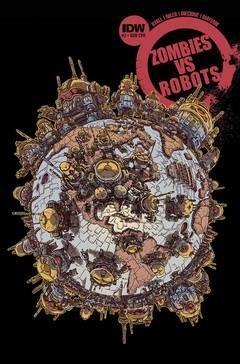 Zombies vs. Robots #2