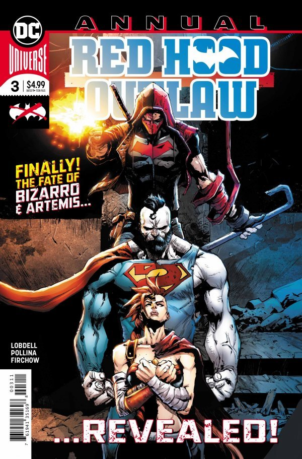 Red Hood: Outlaw Annual #3