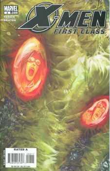 X-Men: First Class #8