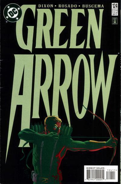 Green Arrow #124