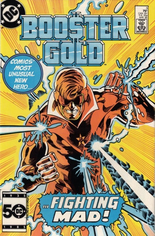 Booster Gold #3