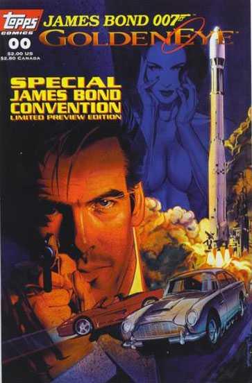 James Bond 007 Goldeneye #0