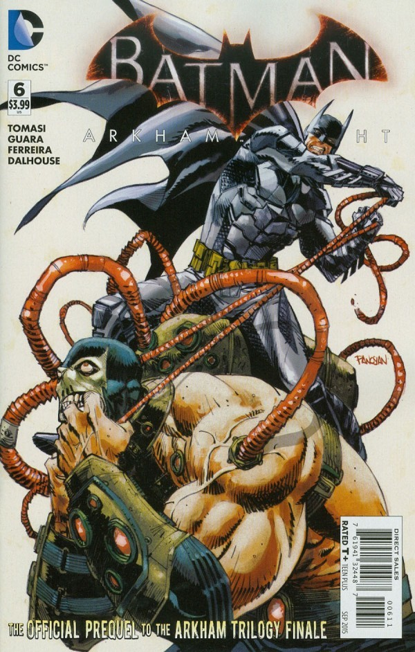 Batman: Arkham Knight #6