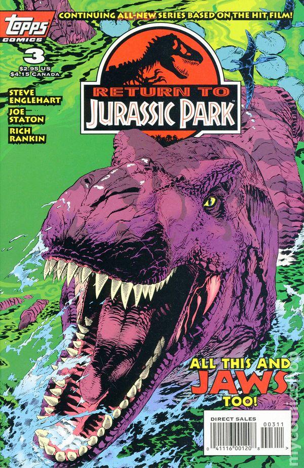 Return to Jurassic Park #3