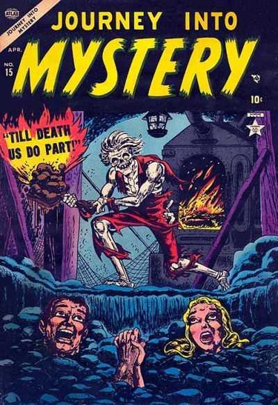 Journey into Mystery #15