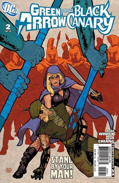 Green Arrow / Black Canary #2
