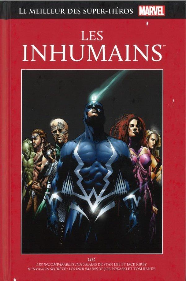 Le Meilleur des Super-Héros Marvel 30 . Les Inhumains