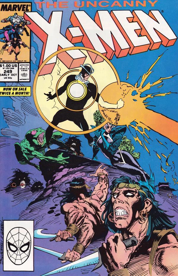Uncanny X-Men #249