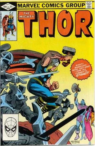 The Mighty Thor #323