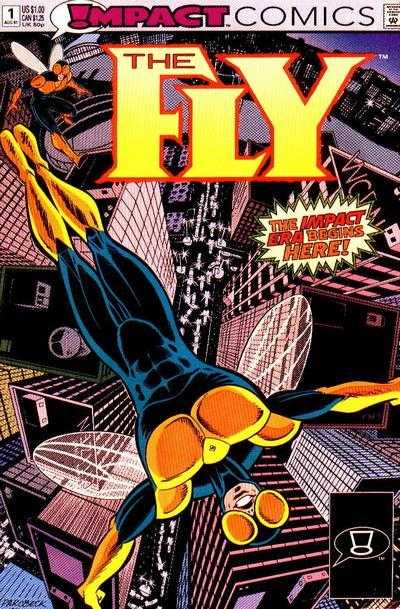 The Fly #1