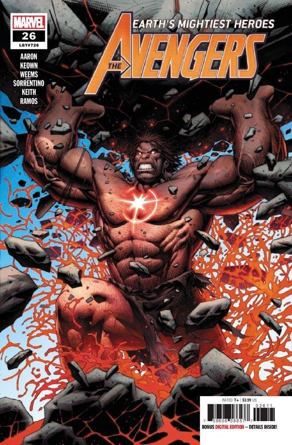 The Avengers #26