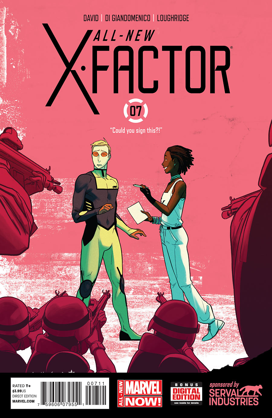 All-New X-Factor #7