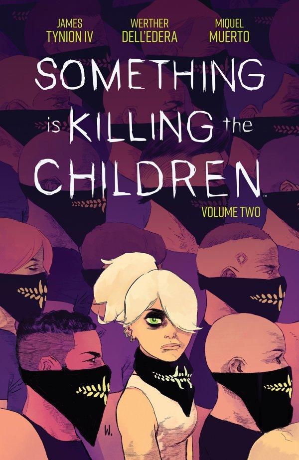 Something Is Killing The Children Vol. 2 TP