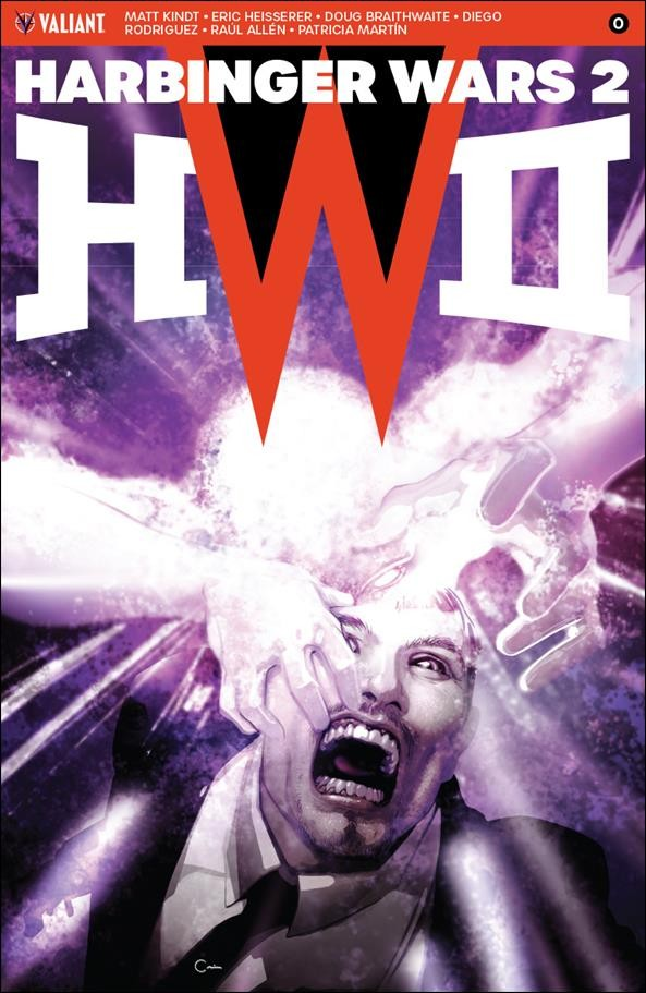 Harbinger Wars 2 #0