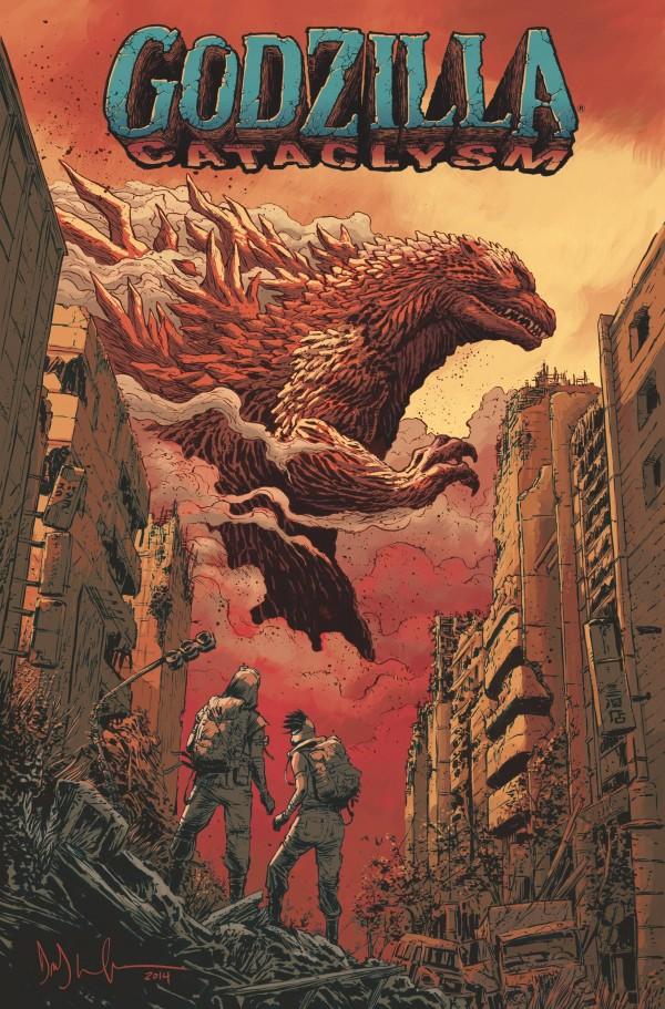 Godzilla: Cataclysm TP