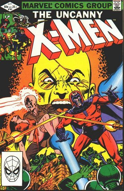 Uncanny X-Men #161