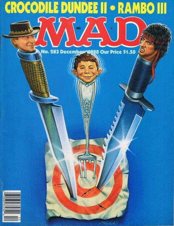 Mad Magazine #283