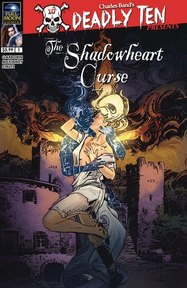 Charles Band's Deadly Ten Presents: The Shadowheart Curse #1