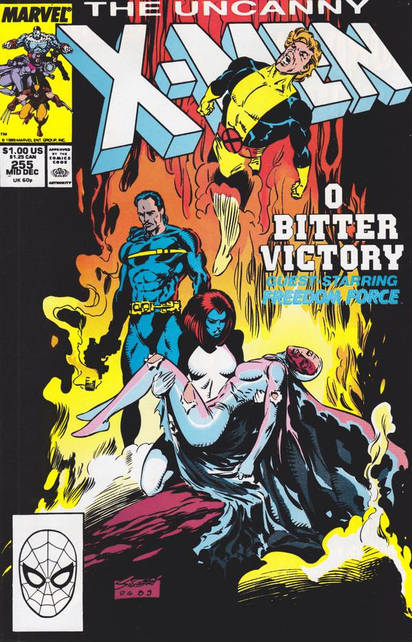 Uncanny X-Men #255
